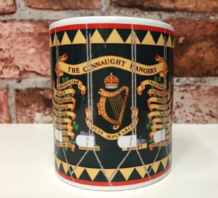 Connaught Rangers Drum Mug